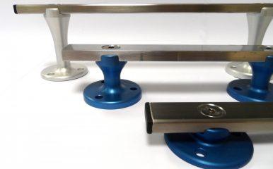 Din-rail set