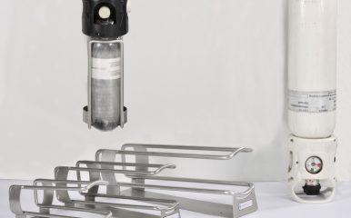 Kevlar cilinder