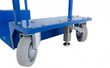 Transportwagen voor cilinders