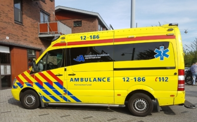Ambulance inrichting